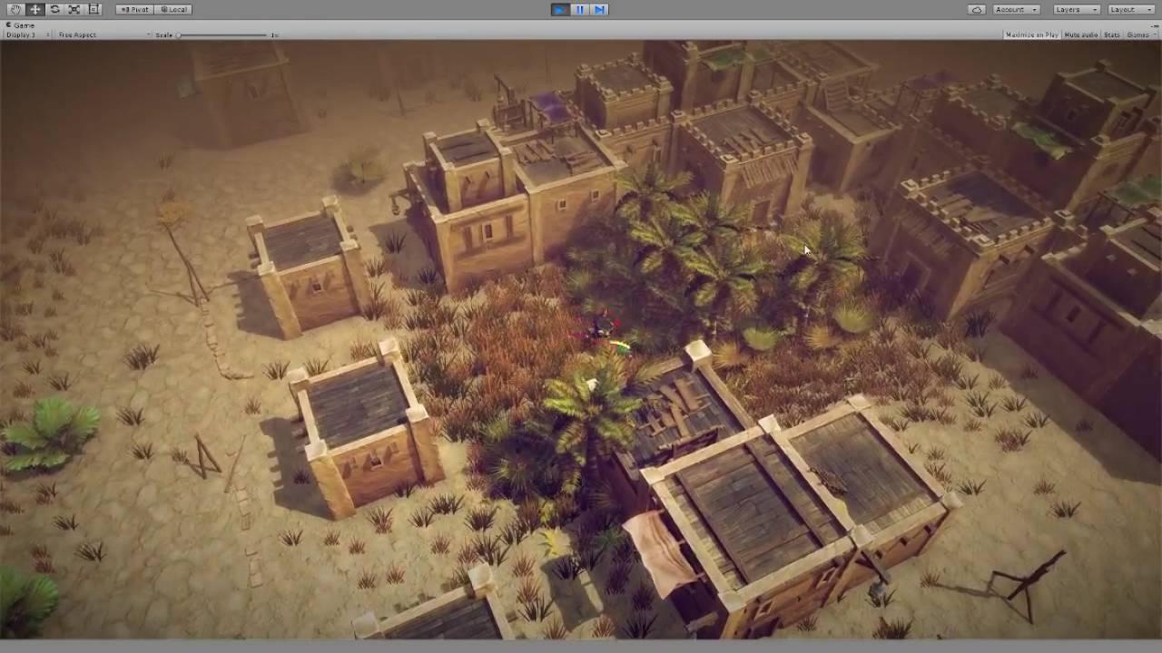 Dungeon Architect: City Builder