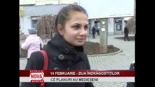 Mediesenii de Ziua Indragostitilor - NovaTv Medias