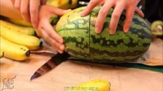 Street Magic - Vietmagician.com - Yif Magic: Fruit Transposition