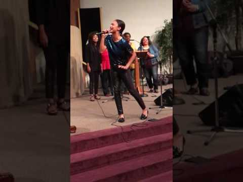 """Briana Babineaux """"In The Name Of Jesus"""" 10-15-2016"""
