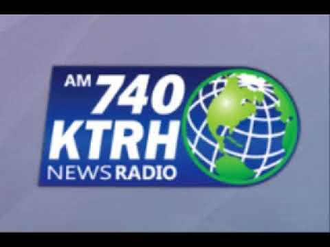 KTRH 740 Houston, TX - Hurricane Harvey - 25 August 2017