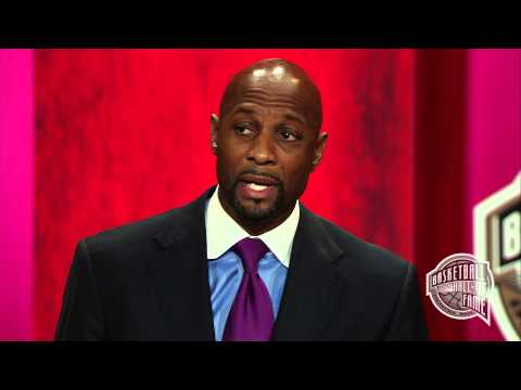 Alonzo Mourning's Basketball Hall of Fame Enshrinement Speech