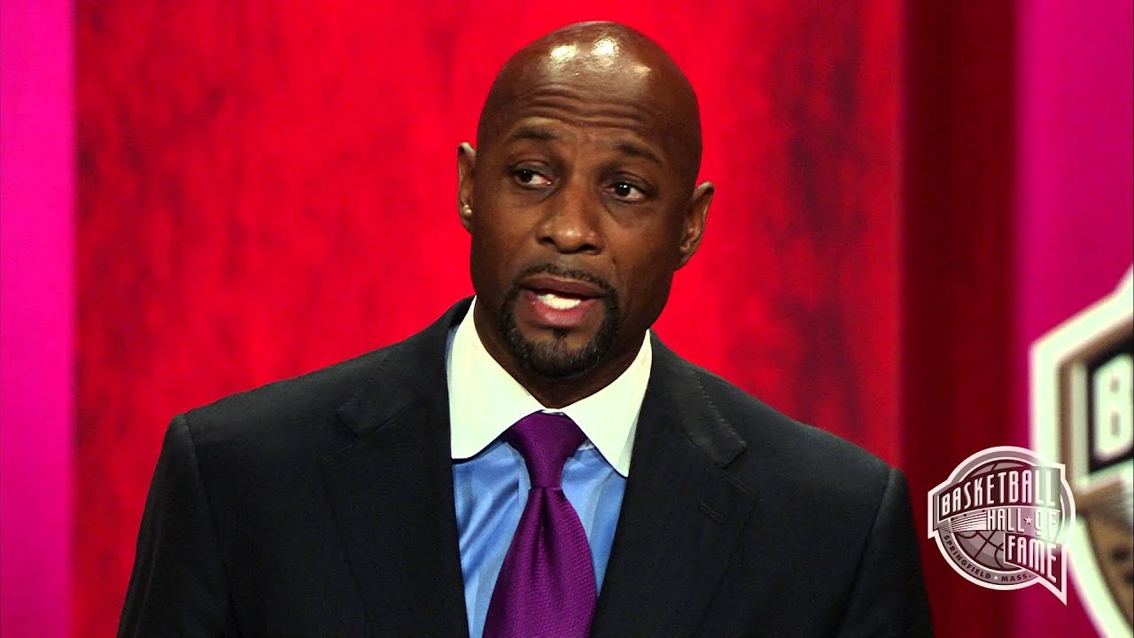 Alonzo Mourning's Basketball Hall of Fame Enshrinement Speech ...