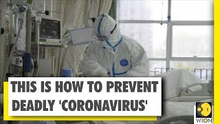 W.H.O. Lists Ways To Prevent The Spread Of Deadly Coronavirus Originated From China