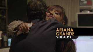 Disney's Beauty and the Beast: John Legend & Ariana Grande Behind the Scenes of the Music