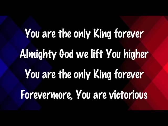 7eventh Time Down - Only King Forever - with lyrics (2014)