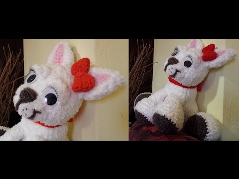 Tutorial Amigurumi Annarellagioielli : Tutorial cagnolino all uncinetto amigurumi crochet dog