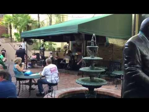 Musical Legends Park - Bourbon Street - New Orleans - September 2015