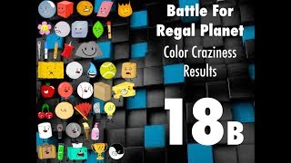 bfrp 18b color craziness results
