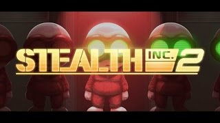 Stealth Inc 2: A Game of Clones Gameplay |PSVITA|