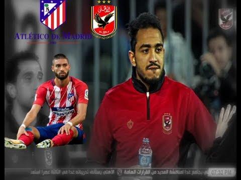 Mahmoud Kahraba's Full Highlights Against Atlético Madrid || Skills , Passes , Nutmeg ||  HD