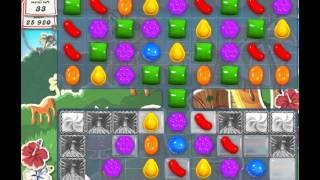 Candy Crush Saga Level 197 - 2 Star