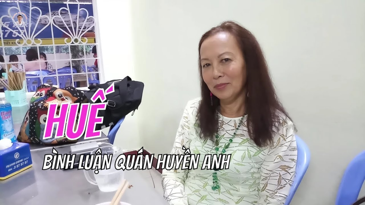 Thử Ăn Bánh Cuốn Thịt Nướng Huyền Anh Huế Và Nghe Đánh Giá Của Người Khách Sài Gòn | Gogo Around TV
