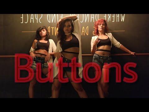 Buttons | Pussycat Dolls Ft Snoop Dogg | The BOM Squad | Svetana Kanwar Choreography