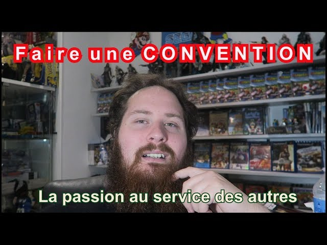 Comment j'ai fais MA CONVENTION GEEK ? #episode 1