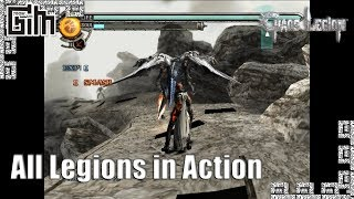 Chaos Legion - All 7 Legions in Action [PS2][HD]