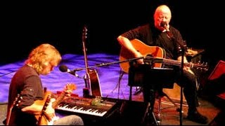 christy moore and declan sinnott   a pair of brown eyes live at the barrowlands kieransirishmusicand