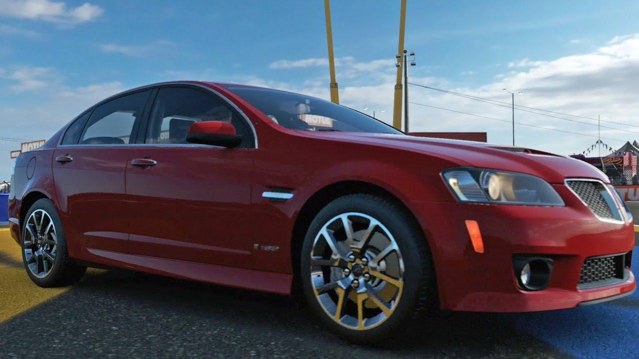 Forza Motorsport 7 - Pontiac G8 GXP 2009 - Test Drive Gameplay (HD ...