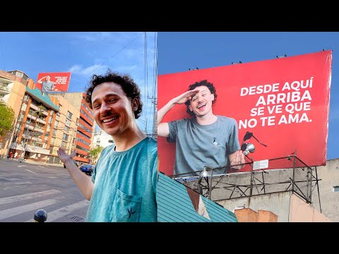Compré anuncios ESPECTACULARES para hacer sonreír a la gente 😁