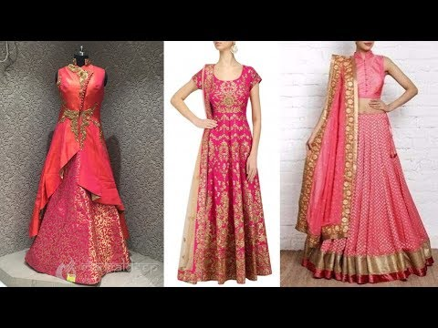 Indian Bridal Lehenga Designs 2017 Part 02