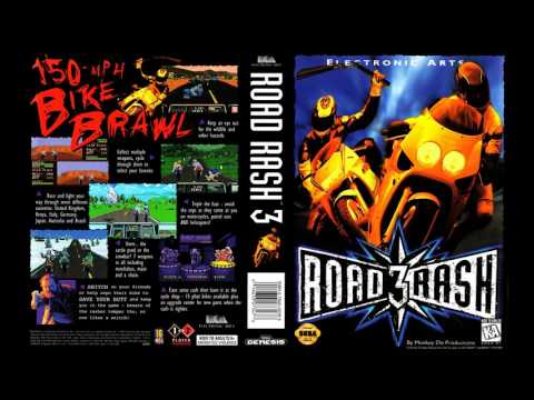 [SEGA Genesis Music] Road Rash 3: Tour De Force - Full Original Soundtrack OST