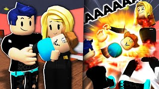 Roblox noobs loved me, their baby... then I exploded