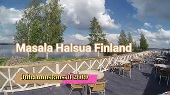 Masala  Halsua Juhannus 2019