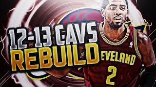 SIGNING LEBRON!?! '12-'13 CLE CAVS REBUILD!! NBA 2K18