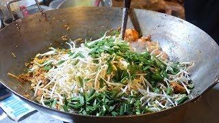 HUGE PAD THAI WOK - Thai Street Food