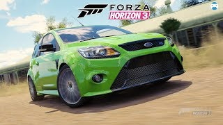 #Forza Horizon 3  #Ford Focus Rs GamePlay!