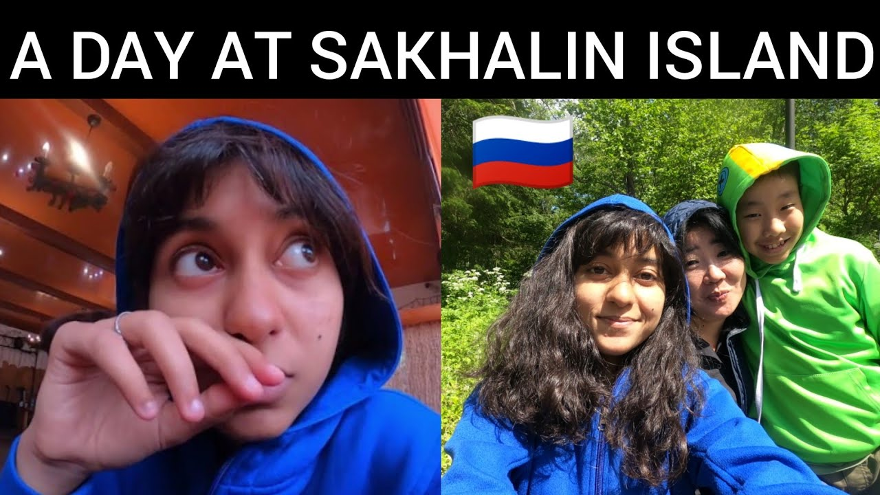 Weekend LifeStyle Of Yuzhno Sakhalinsk, Russia 🇷🇺