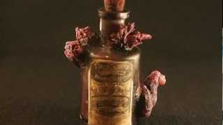 Halloween Vintage Apothecary: Flesh Eating Barnacles 01