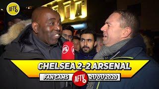 Chelsea 2-2 Arsenal | Bellerin Was Unbelievable & Mustafi Redeemed Himself!