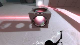 portal 2 test chamber 20 gameplay