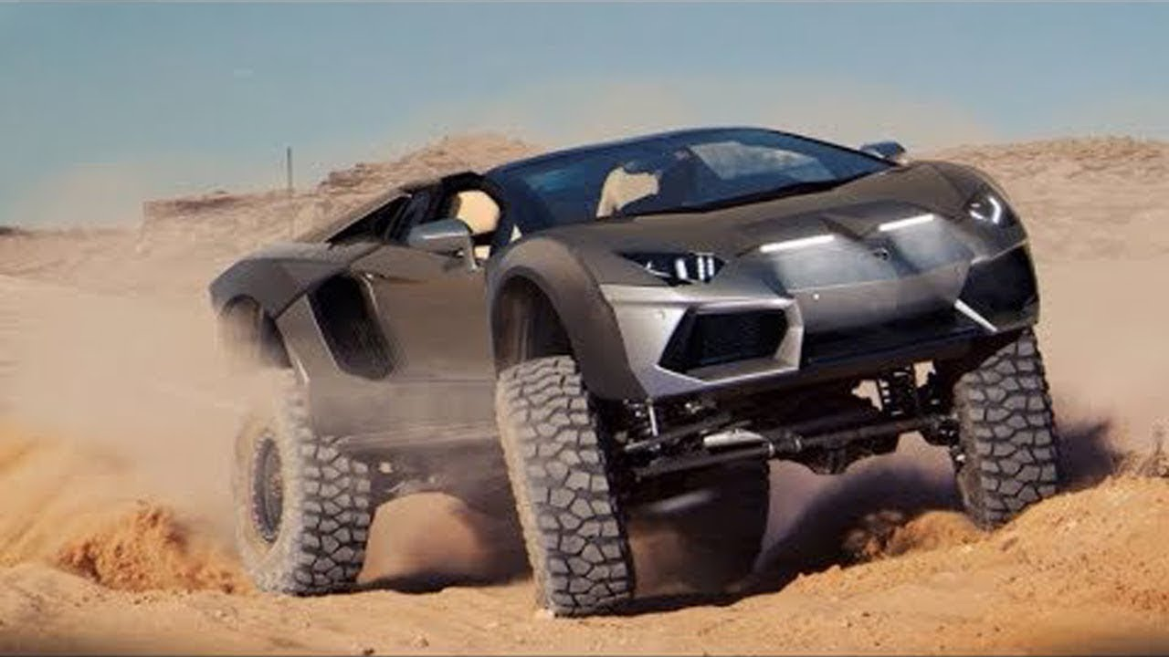أكثر 10 سيارات جنونية صنعها المخترعون !!