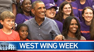"West Wing Week: 9/12/14 or, ""Meeting Those Threats with Strength and Resolve"""