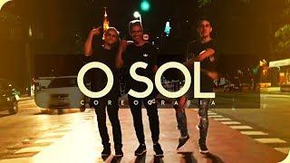 "Baixar ""O SOL"" - Vitor Kley (Dubdogz Remix) l Coreografia FREE STEP l #Odiadovídeo2"