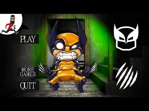 Granny is Wolverine ► Game Over Ending ► Superheroes Mod by Abegi Jo
