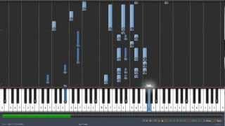 Ordinary People - John Legend (Piano Tutorial)