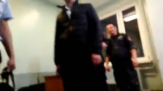 Избиение девушек в ЦГБ сотрудниками Ивантеевской полиции 22.05.2019