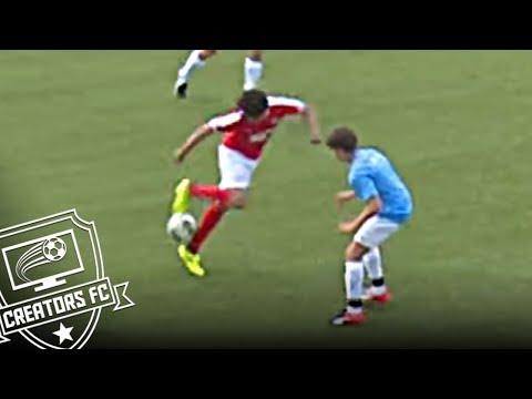Fantastische samenvatting Creators FC vs FC Castellum! O.a. met Dylan Haegens, Luca Like & vvBasvv