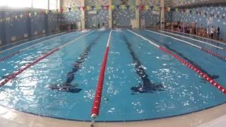 Спартакиада ОГК-2. Мужчины до 35. 1 заплыв