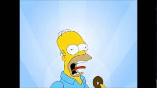 Homer-oooo eeee oooo aaa aaaa