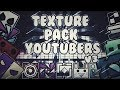 TEXTURE PACK MIX YOUTUBERS 2.11    Geometry dash 2.11    Android & Steam