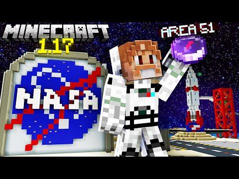 A NASA NO MINECRAFT 1.17 #87 CREATIVESQUAD