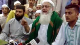 ahrar india shahi imam punjab maulana habib ur rehman ludhianvi v/s varun gandhi