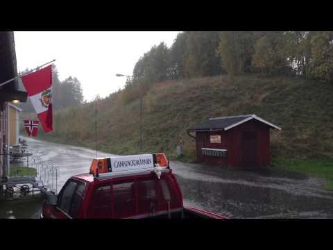 Un día de lluvia - Järpen- Sweden 2015