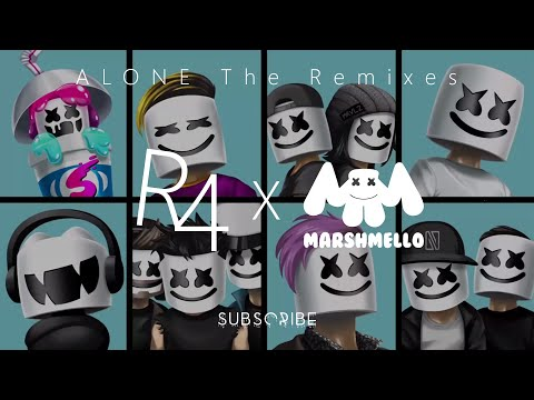 Marshmello - Alone (The Remixes) [FULL ALBUM]