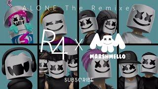 Marshmello - Alone (The Remixes) [FULL ALBUM]