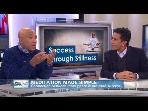 Sanjay Gupta MD: Russell Simmons on meditation